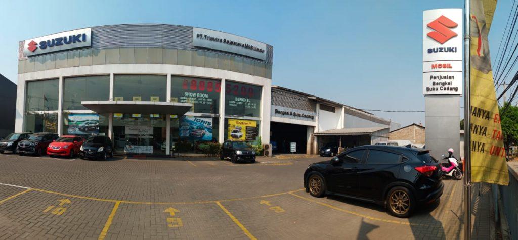 Dealer Suzuki Tsm Bekasi Kranji