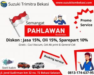 Promo Semangat Pahlawan November