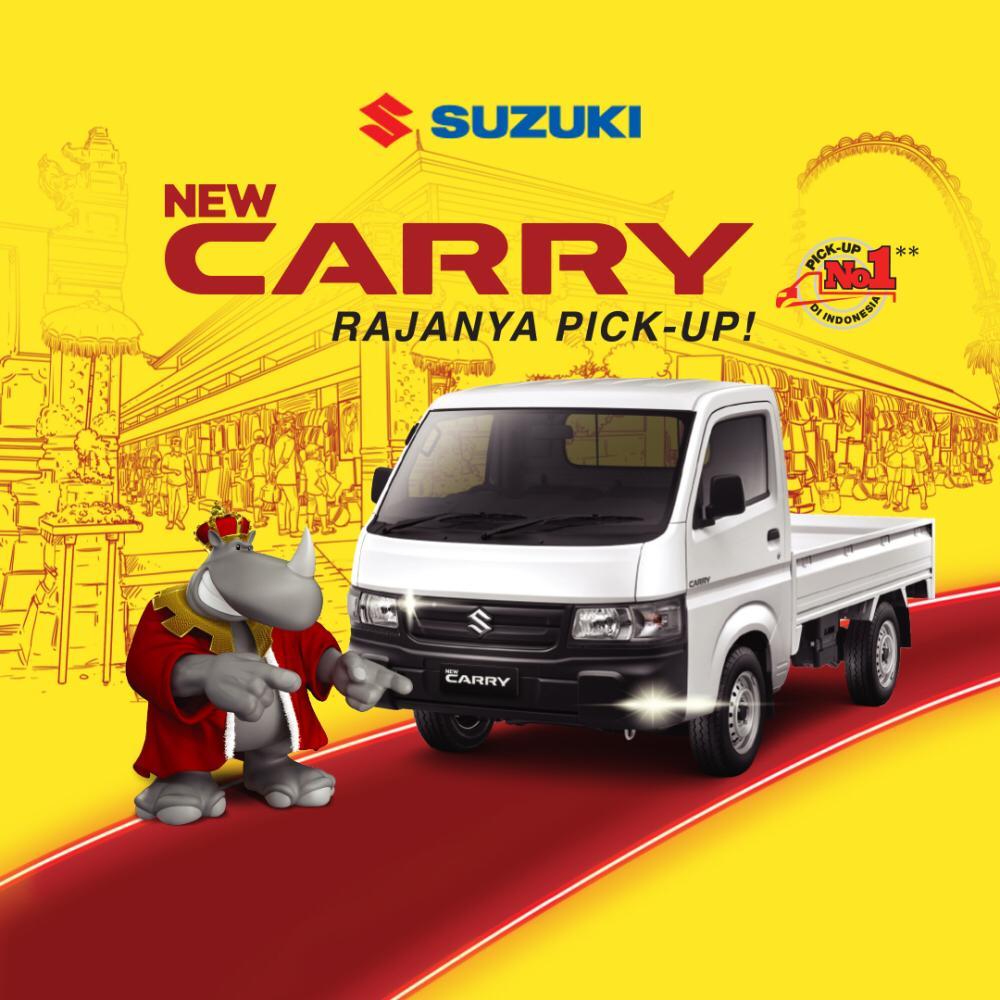 New Carry Terbaru Suzuki TSM Bekasi