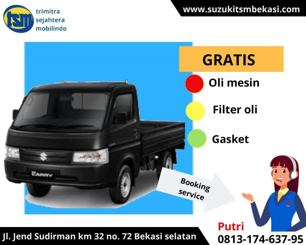 Promo Suzuki New Carry 2021 Suzuki TSM BEKASI