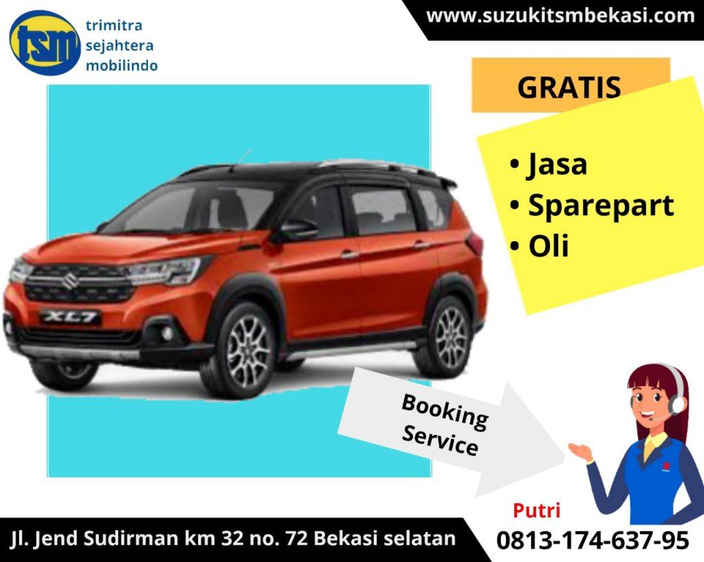 Suzuki XL7 Suzuki TSM BEKASI FREE JASA